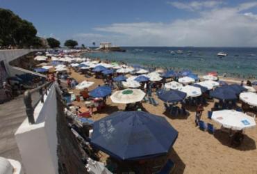 Salvador tem 12 praias impróprias para banho neste fim de semana
