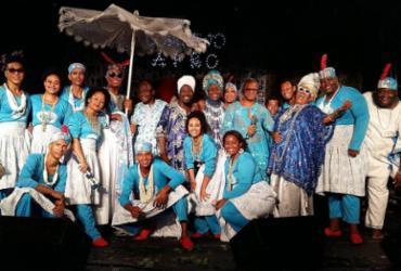 Cortejo Afro finaliza shows do Concha Negra de 2017