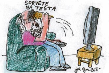 O mundo encantado da TV  