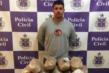 Suspeito de fazer 'delivery' de drogas é detido em Juazeiro