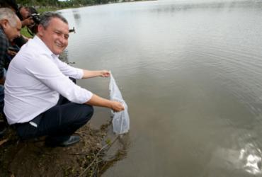 Itajuípe recebe ações nas áreas da Agricultura, Pesca e Saúde e ganhará Centro de Canoagem