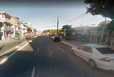 Pedestre fica ferido após ser atropelado no bairro do Doron