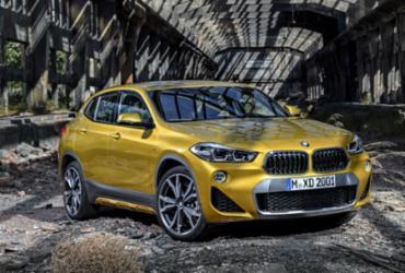 BMW X2 chega em janeiro aos EUA