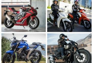 Luxo retrô: as motos que fizeram sucesso em 2017