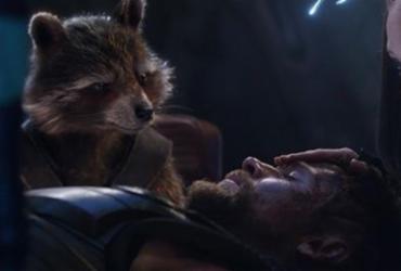 Nova imagem de 'Vigadores: Guerra Infinita' tem encontro de Thor e Guardiões da Galáxia | Reprodução