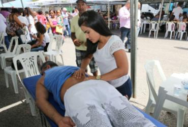 Ipiaú recebe feira de saúde e cidadania