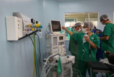 Atendimento no Hospital da Chapada é iniciado com cirurgias