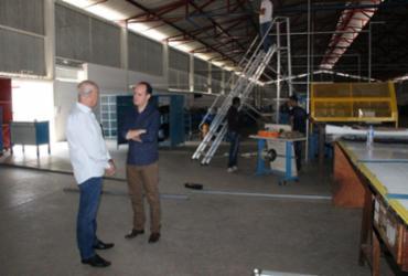 Nova fábrica de calçados em Amargosa inicia contratação de funcionários