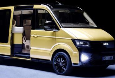 Volkswagen apresenta van eléctrica para serviço de transporte compartilhado