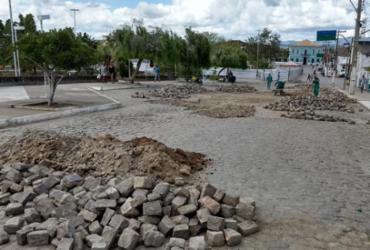 Castro Alves tem ruas revitalizadas