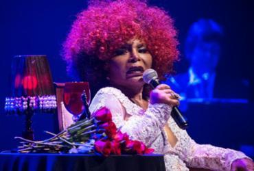 Elza Soares apresenta show com repertório de Lupicínio Rodrigues