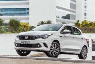 Fiat convoca recall do Argo por falha no airbag
