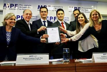 MPF vai devolver mais de R$ 650 milhões à Petrobras