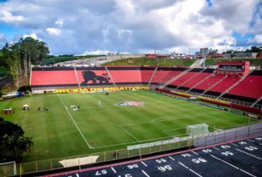 Vitória enfrenta o Ceará para deixar zona de rebaixamento e aliviar pressão | Adilton Venegeroles l Ag. A TARDE