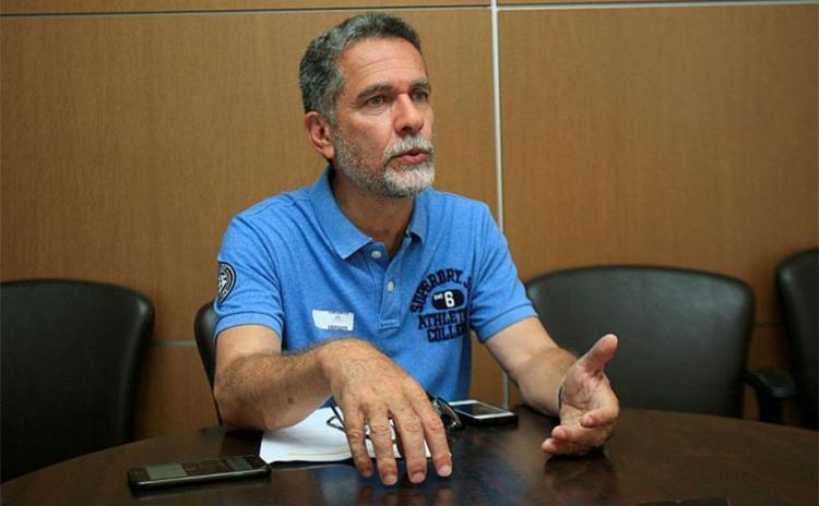 Ricardo David é candidato pelo segundo pleito consecutivo - Foto: Alessandra Lori | Ag. A TARDE