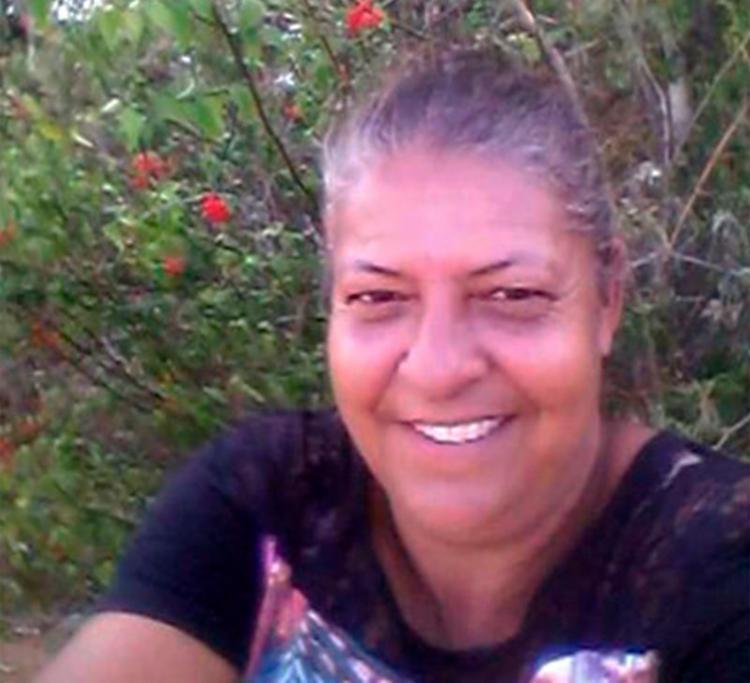 Ivete Ferraz morreu após o varal de roupa cair em uma fiação elétrica - Foto: Reprodução | Blog do Anderson