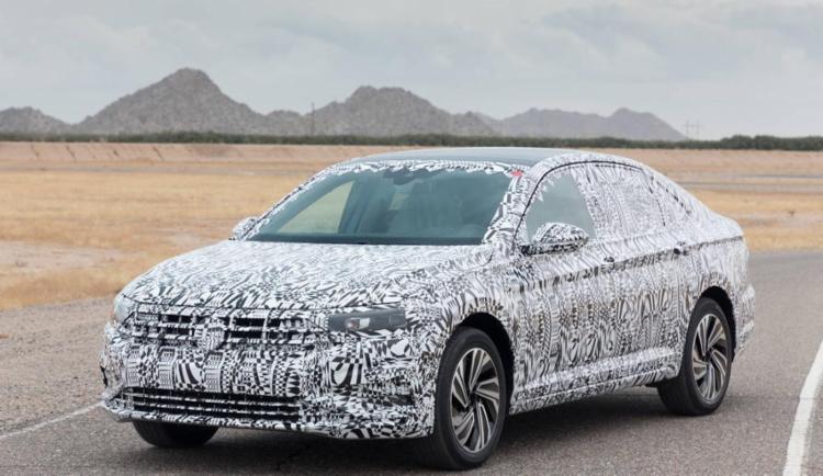 Volkswagen reúne jornalistas nos Estados Unidos para conhecer o novo Jetta, - Foto: Divulgação