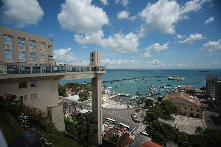 Portal Simplifica inicia atividades com licenciamento para construções - Foto: Joá Souza l Ag. A TARDE