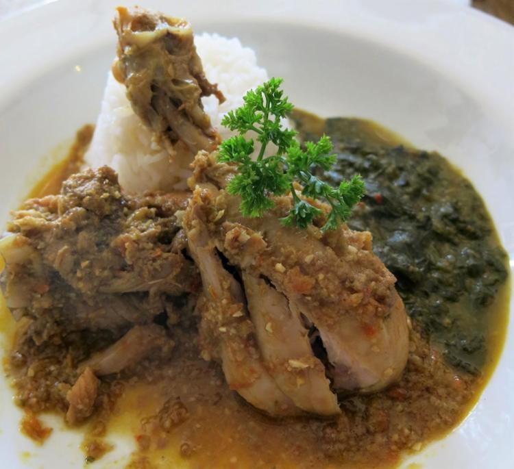 Xinxim de galinha será um dos pratos servidos - Foto: Divulgação