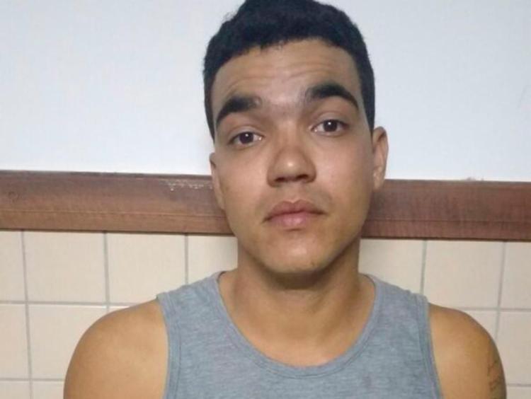 Igor Salles é natural da cidade de Colatina, estado do Espírito Santo - Foto: Divulgação   SSP