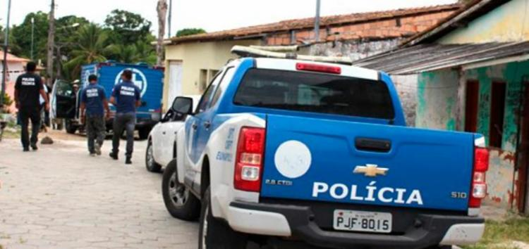O corpo da vítima foi encontrado enterrado em mata de Porto Seguro - Foto: Reprodução   O Baianão