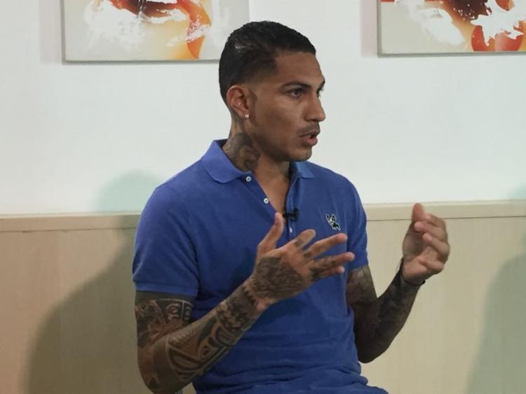 O jogador do Flamengo se disse indignado com a punição - Foto: Reprodução | TV Globo