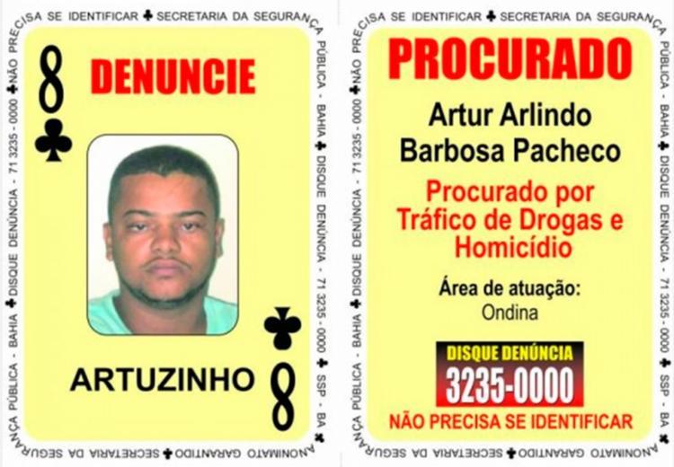 Artur será apresentado na próxima segunda - Foto: Divulgação | SSP-BA