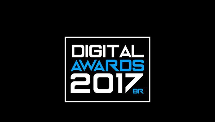 Evento premiará os grandes nomes da internet em 2017 - Foto: Divulgação
