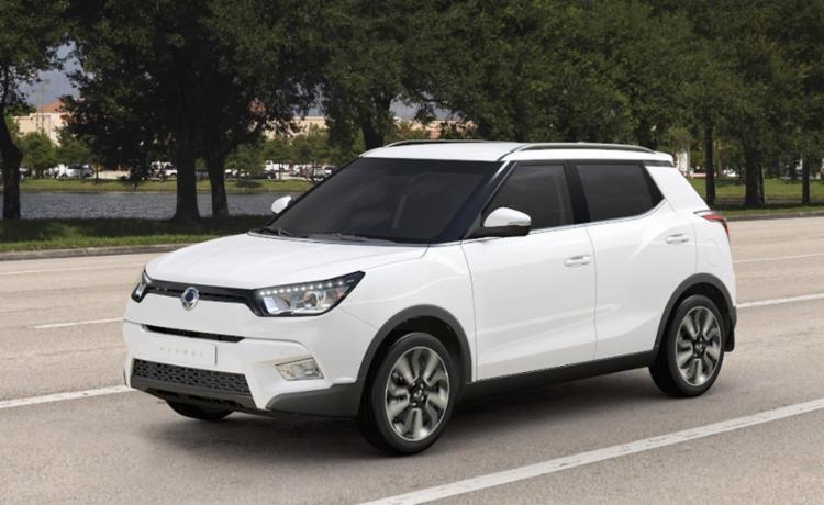 O SUV Tivoli será o principal modelo que marcará o retorno da marca ao mercado brasileiro - Foto: Divulgação
