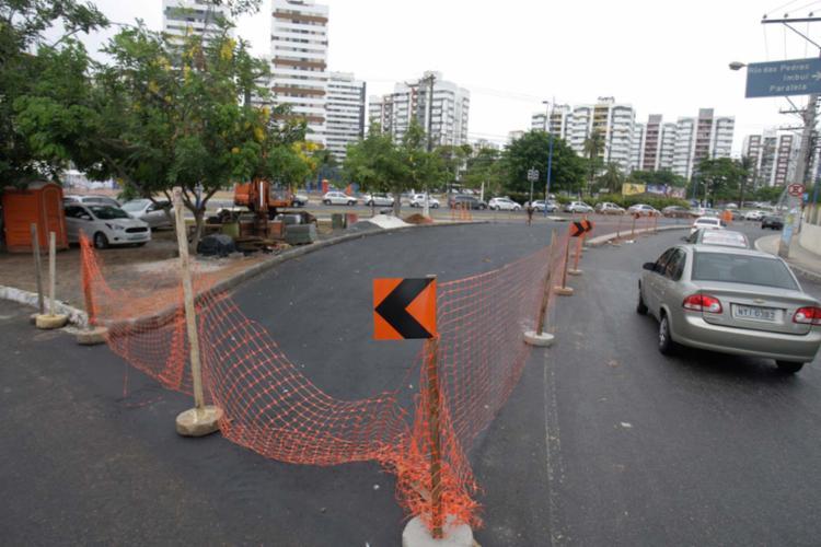 As obras ficam prontas na próxima semana - Foto: Mila Cordeiro | Ag. A TARDE