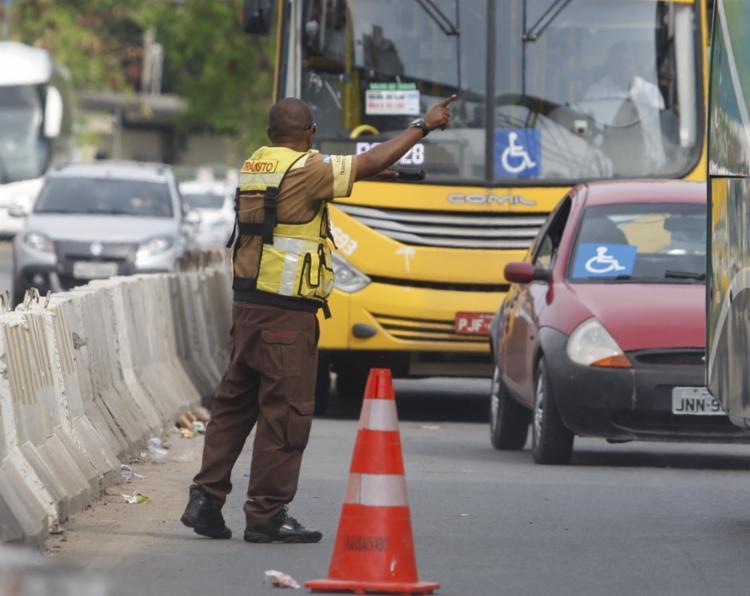 Confira as modificações no trânsito durante o Festival de Verão 2017 - Foto: Joá Souza / Ag. A TARDE