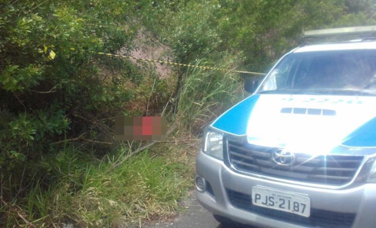 Polícia suspeita que a vítima tenha sido estrangulada - Foto: Divulgação | Simões Filho Online