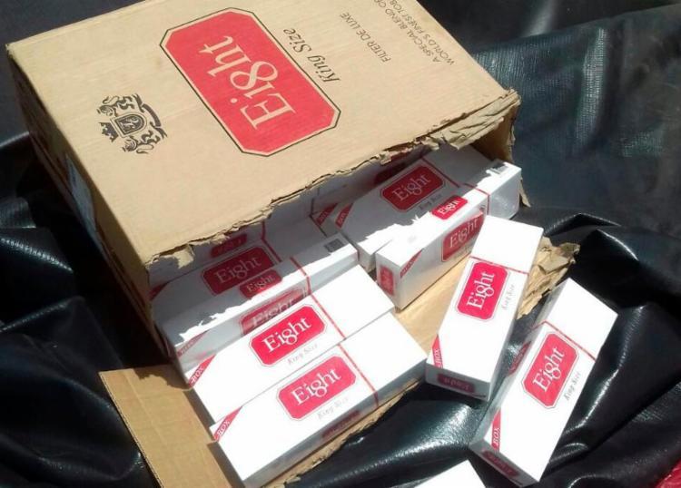 A carga estaria avaliada em R$ 1,5 milhão - Foto: Divulgação | PRF
