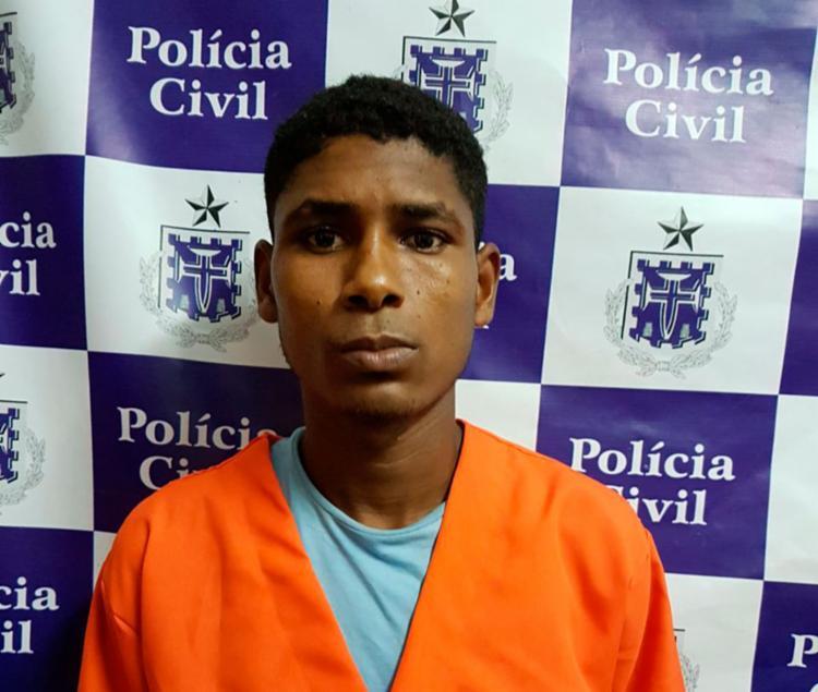 Alessandro tinha dois mandados de prisão preventiva em aberto - Foto: Divulgação   PC-BA