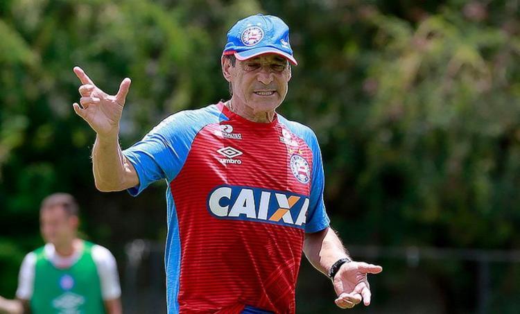 Imprensa do Rio especula que Carpegiani pode assumir cargo de coordenador técnico do Flamengo - Foto: Marcelo Malaquias l EC Bahia