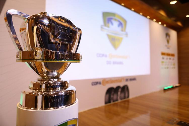 Noventa e um clubes disputarão o torneio em 2018; onze deles já estão garantidos nas oitavas - Foto: Lucas Figueiredo l CBF