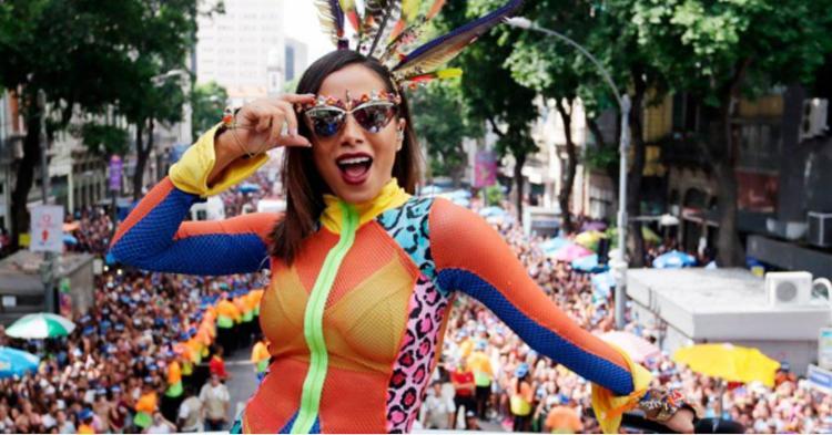 Bloco irá desfilar na sexta-feira de Carnaval no circuito Dodô - Foto: Reprodução | Central Anitta