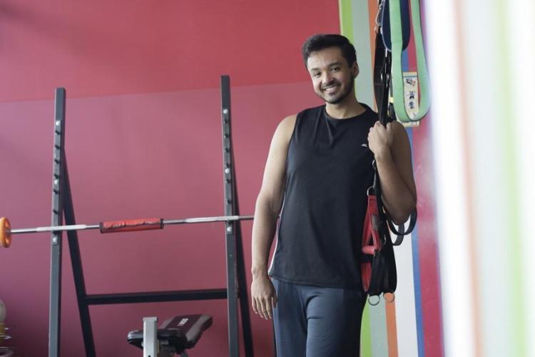 Victor Fonseca: 40 quilos a menos e novos planos para a vida - Foto: Mila Cordeiro / Ag. A TARDE