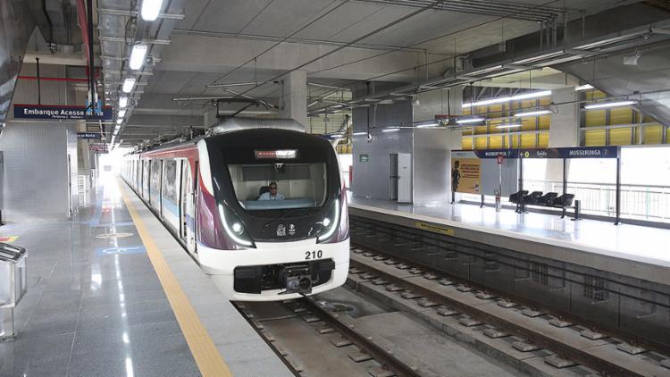 Cade apontou fraude no caso do metrô de Salvador - Foto: Joá Souza l Ag. A TARDE l 8.9.2017