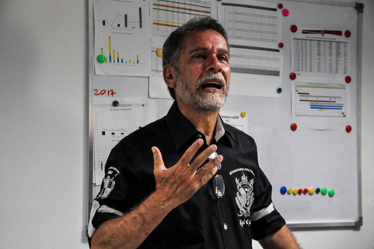 Funções do ex-CEO serão absorvidas por Ricardo David e vice - Foto: Maurícia da Matta l EC Vitória
