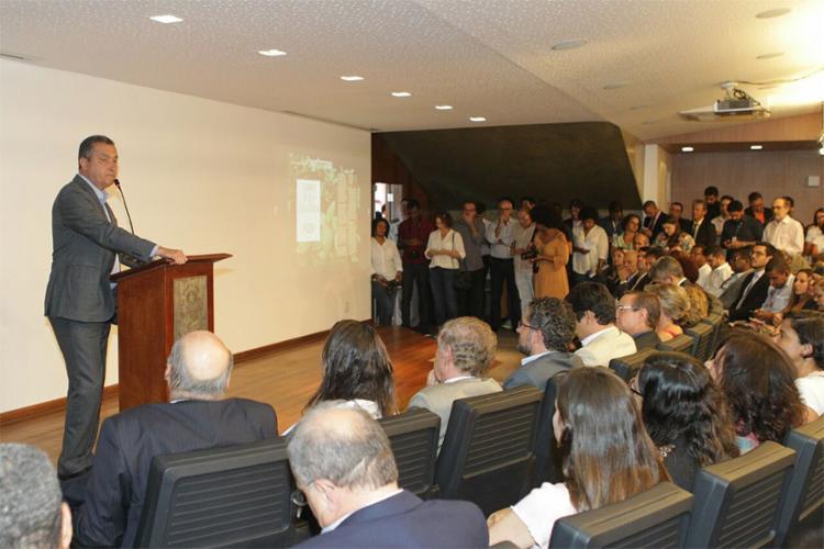 Governador reuniu a imprensa para avaliar gestão - Foto: Mateus Pereira l GOV-BA