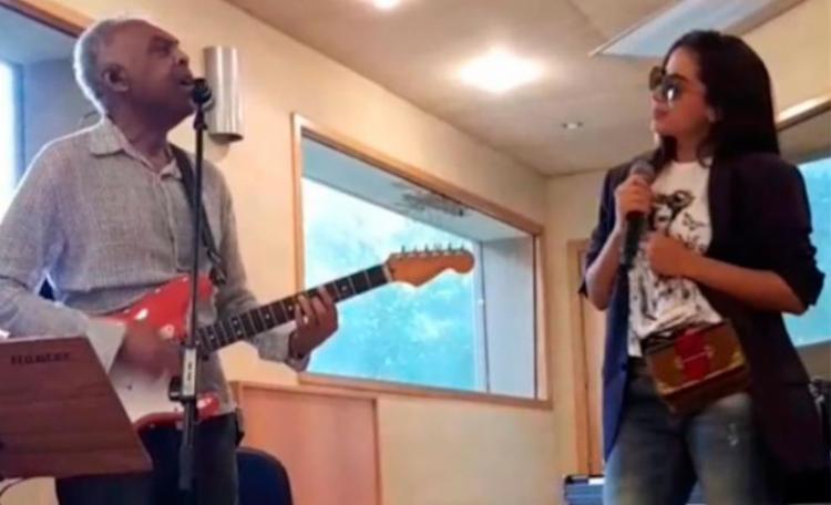 Funkeira e Gil irão se apresentar juntos no domingo - Foto: Reprodução | Instagram