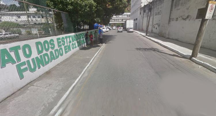 Estabelecimento foi arrombado por volta das 5h40 - Foto: Reprodução | Google Maps