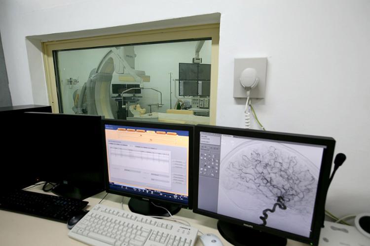 Novos aparelhos ampliam capacidade do setor de hemodinâmica - Foto: Manu Dias l Gov-BA