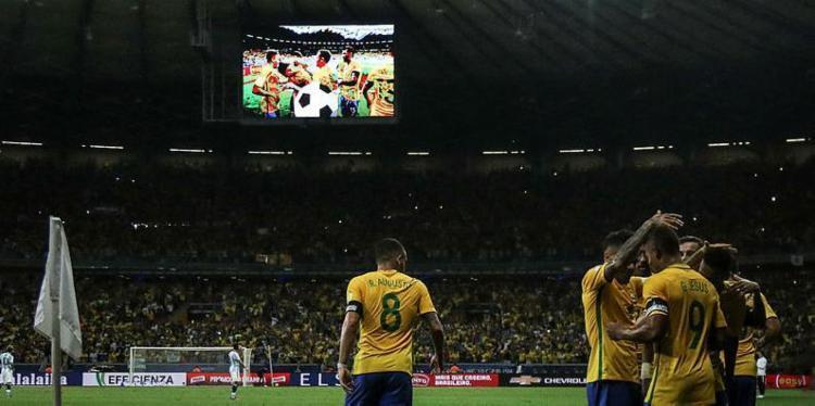 Brasil ficou à frente de Portugal, Argentina e Bélgica - Foto: Pedro Martins / MoWA Press / Divulgação