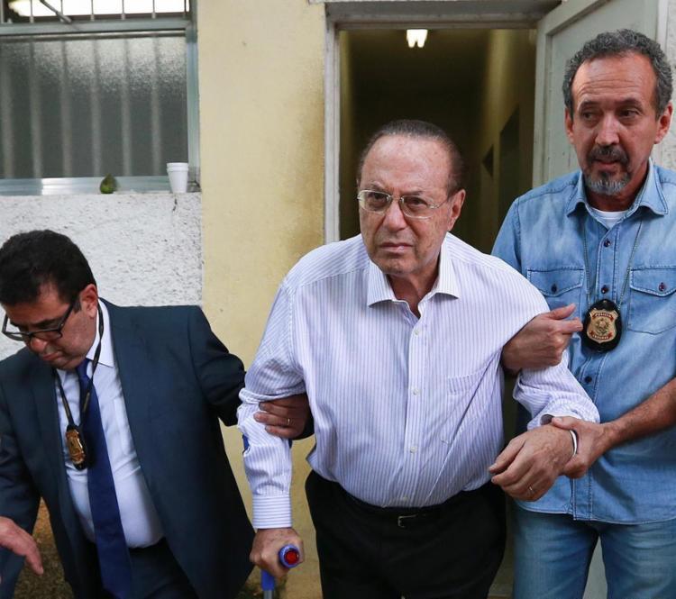 Ex-prefeito de São Paulo foi condenado por crime de lavagem de dinheiro - Foto: Tiago Queiroz l Estadão Conteúdo