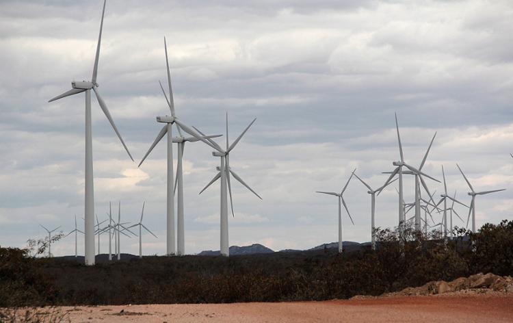 Só este ano foram inaugurados 28 parques eólicos - Foto: Joá Souza l Ag. A TARDE l 5.8.2014