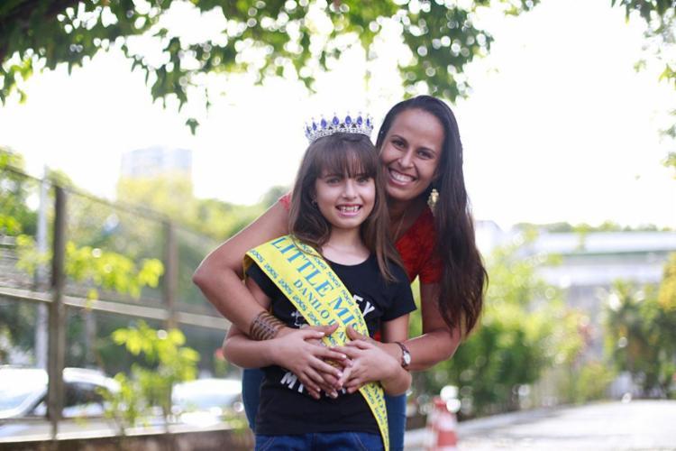 Heloísa Bezerra conquistou o primeiro lugar do Miss Nações - Foto: Raul Spinassé | Ag. A TARDE | 02.12.2017
