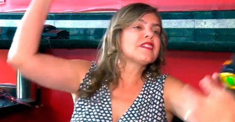 Repórter é agredido durante entrevista sobre aumento salarial de vereadores
