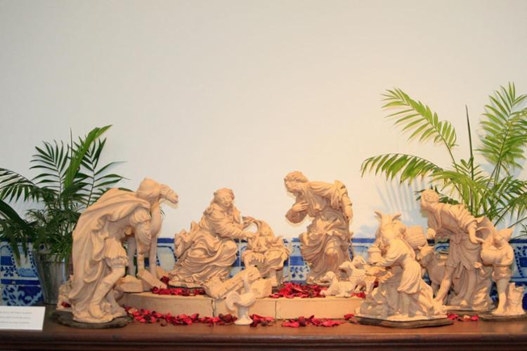 O Museu de Arte da Bahia expõe o presépio de Edmundo Teixeira - Foto: Alessandra Lori | Ag. A TARDE | 19.12.2017